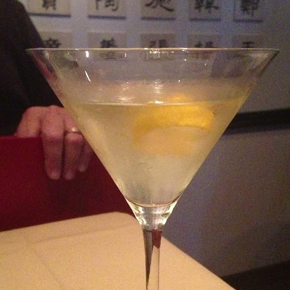 Ice Wine-Tini - Yao Fuzi Cuisine, Plano, TX