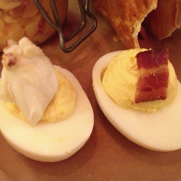 Deviled Eggs - Sway - Hyatt Regency Atlanta, Atlanta, GA