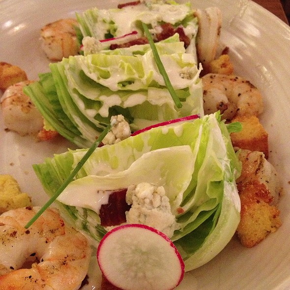Wedge Salad - Sway - Hyatt Regency Atlanta, Atlanta, GA