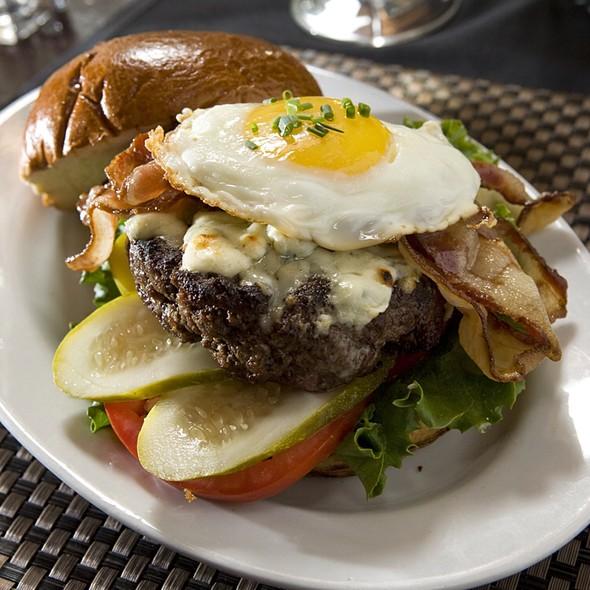 Maytag Blue Cheeseburger - Rosebud Prime, Chicago, IL