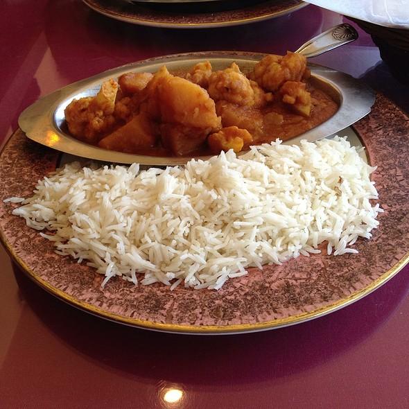 aloo gobi - Shalimar Restaurant - Seattle, Seattle, WA