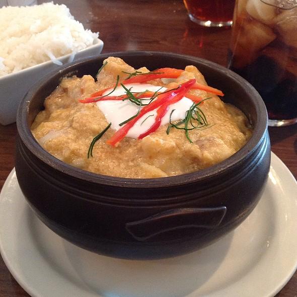 Haw Mok Talay - Simply Thai, Louisville, KY
