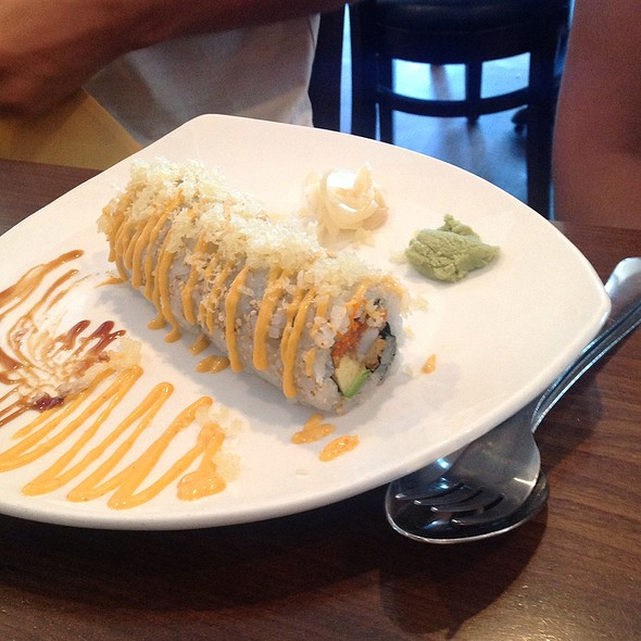 Tempura Roll - Simply Thai, Louisville, KY