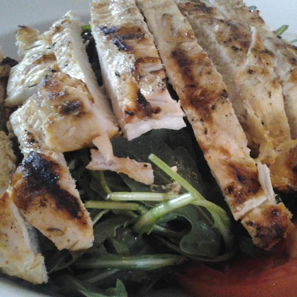 Chicken Paillard - Boheme Bistro, Delray Beach, FL