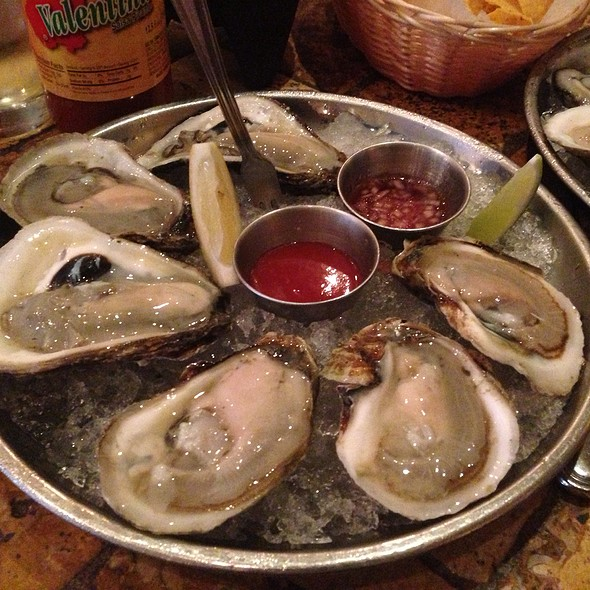 Blue Point Oysters - El Paso Mexican Restaurant, New York, NY