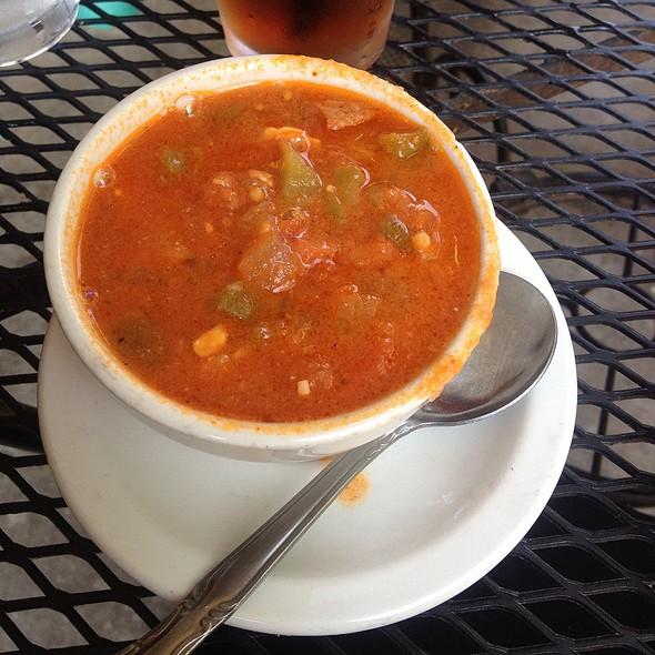 Jambalaya - Jazmoz Bourbon Street Cafe - OKC Bricktown, Oklahoma City, OK
