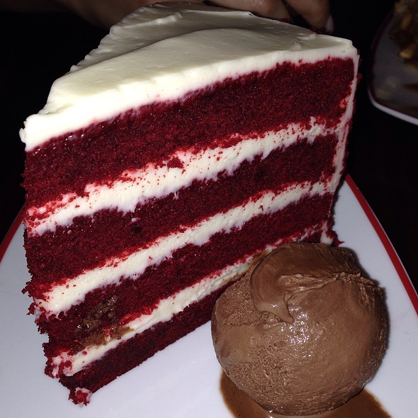 Red Velvet Cake - Founding Farmers - DC, Washington, DC