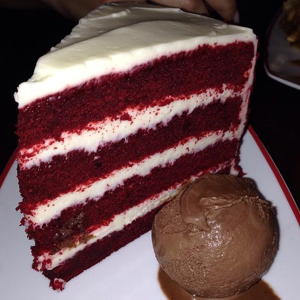 Red Velvet Cake - Founding Farmers - DC, Washington, DC