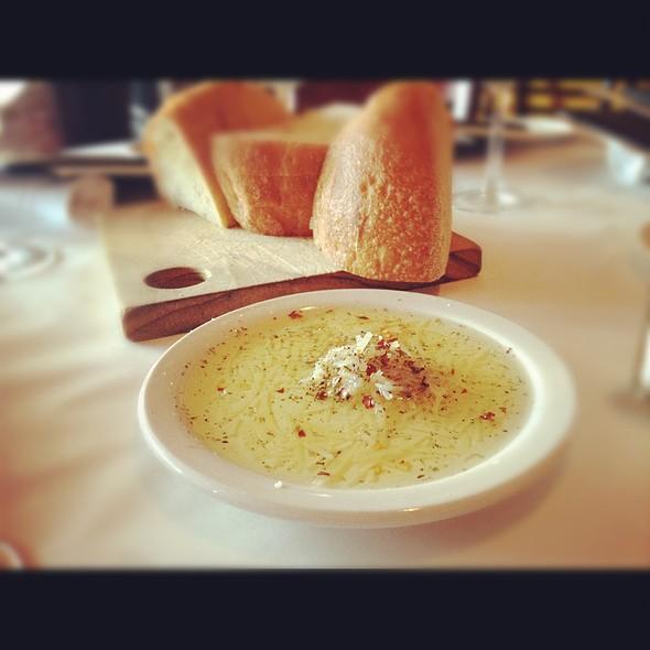 Bread & Rosemary Olive Oil - Bistro 821, Naples, FL