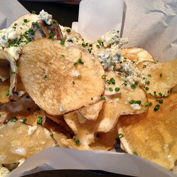 Maytag Blue Cheese Potato Chips - Jasper's - The Woodlands, The Woodlands, TX