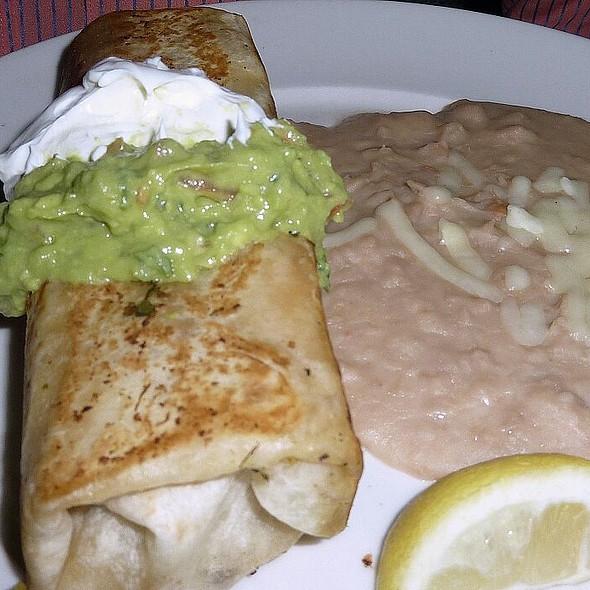 Burrito - Sandbar Mexican Restaurant, Santa Barbara, CA