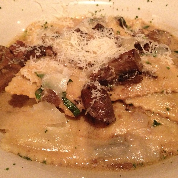 Ravioli Tre Funghetti - Francesca's Tavola, Arlington Heights, IL