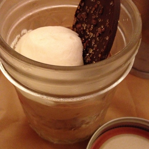 Chocolate Cake In A Jar - Sway - Hyatt Regency Atlanta, Atlanta, GA