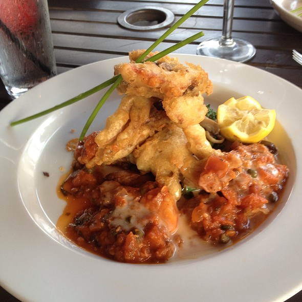 Softshell Crabs - The Grill at Leon Springs, San Antonio, TX