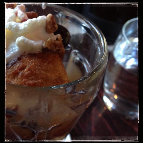 Banana Fritters Sundae - Black Pearl Restaurant, Denver, CO