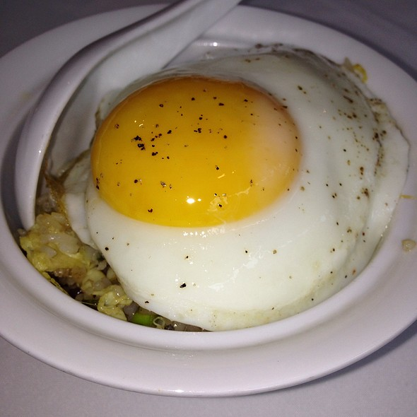 Chinese Sausage Fried Rice - The Source by Wolfgang Puck, Washington, DC
