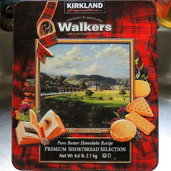 All About Kirkland Signature Walkers Premium Shortbread Selection
