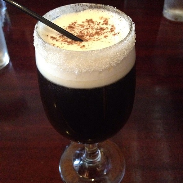 Spanish Coffee - Huber's Restaurant, Portland, OR