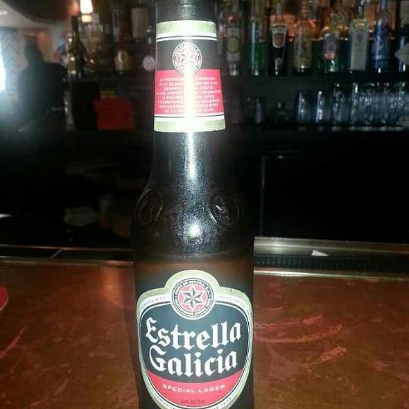 Estrella Galicia Beer - Jaleo - Bethesda, Bethesda, MD