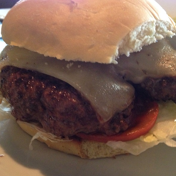 Kobe Beef Hamburger - urban an american grill, Austin, TX