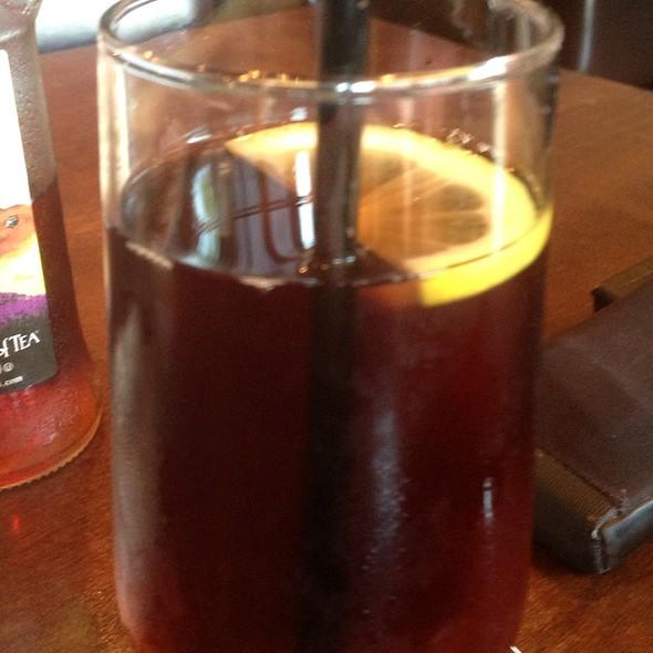 Iced  Tea - Tatami, Glenview, IL