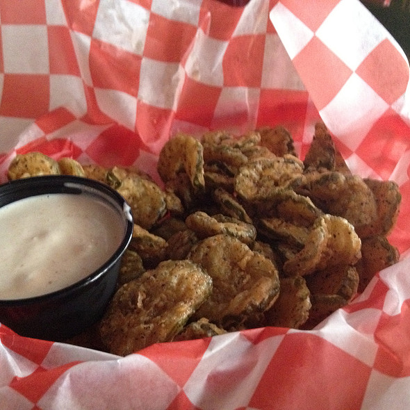 Fried Pickles - B.B. King's Blues Club - Memphis, Memphis, TN