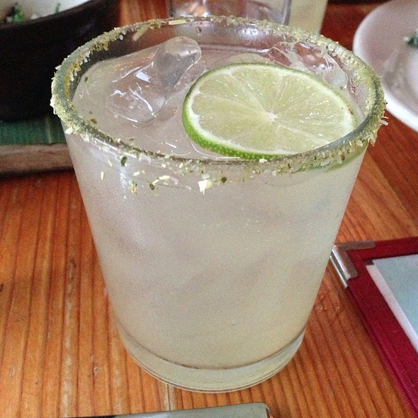 Margarita La Clasica Cocktail - La Condesa, Austin, TX