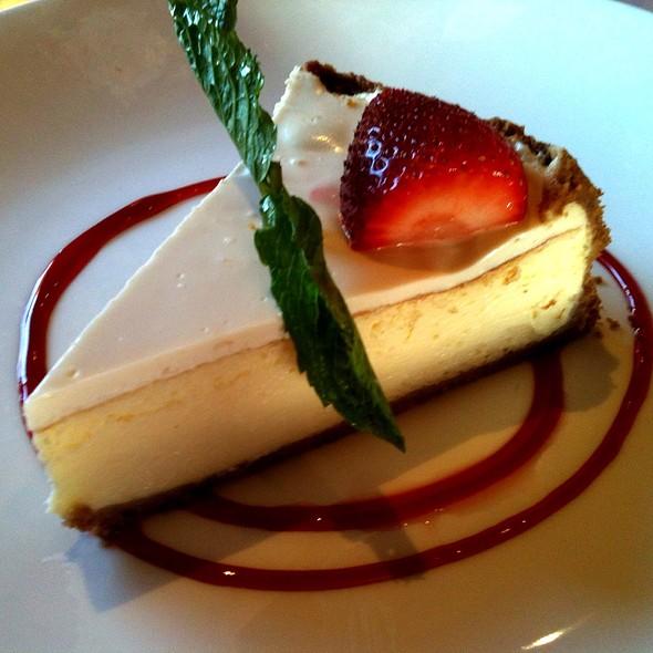 Raspberry White Chocolate Cheesecake - Brigantine La Mesa, La Mesa, CA