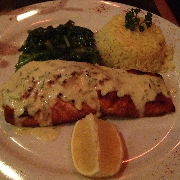 Grilled Salmon - Gaucho Grill - Long Beach, Long Beach, CA