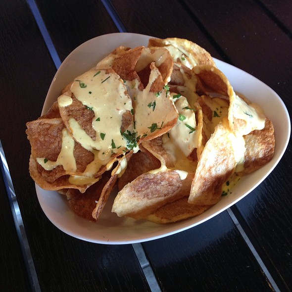 Homemade Potato Chips - Picante Latin Fusion Restaurant, Los Angeles, CA