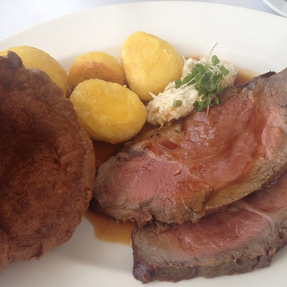 Beef Special - Roast, London
