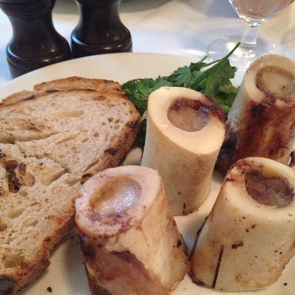 Bone Marrow - St. John, London