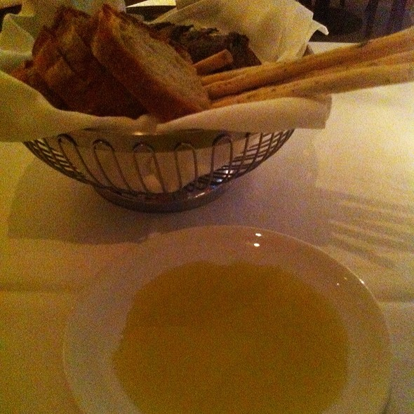 Bread Basket - The Leopard at des Artistes, New York, NY