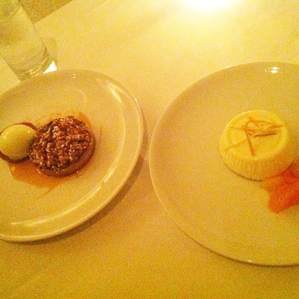 Assorted Dessert  - The Leopard at des Artistes, New York, NY