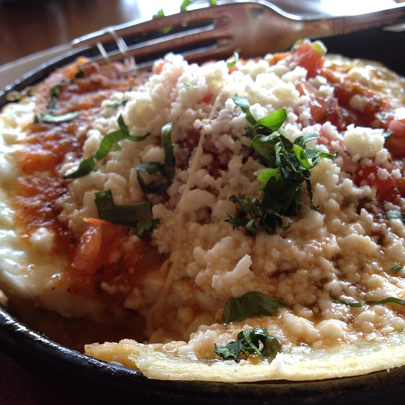 Huevos rancheros - Signature Grill at the JW Marriott Starr Pass Resort & Spa, Tucson, AZ