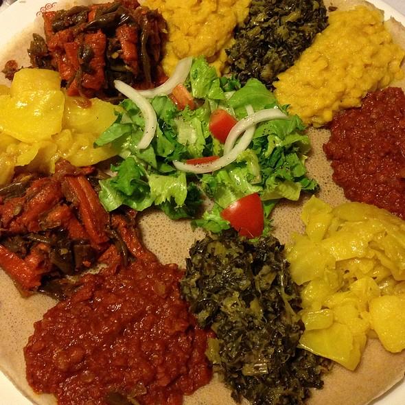 Veggie - Ethiopia Restaurant, Berkeley, CA