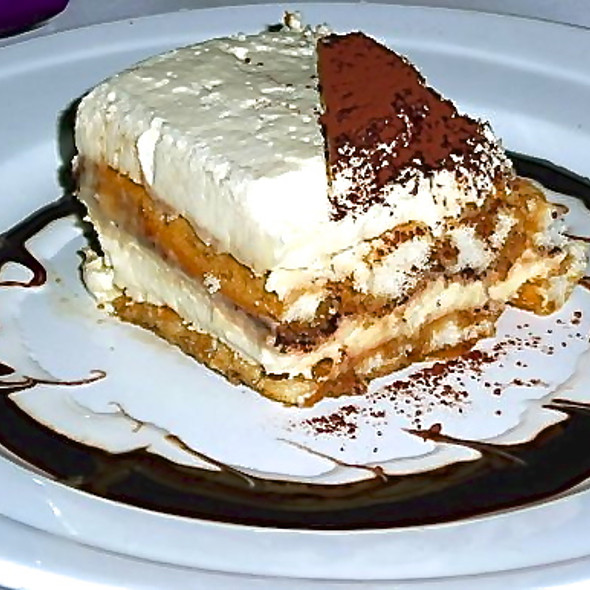 Tiramisu - THE Steak House at Circus Circus - Las Vegas, Las Vegas, NV