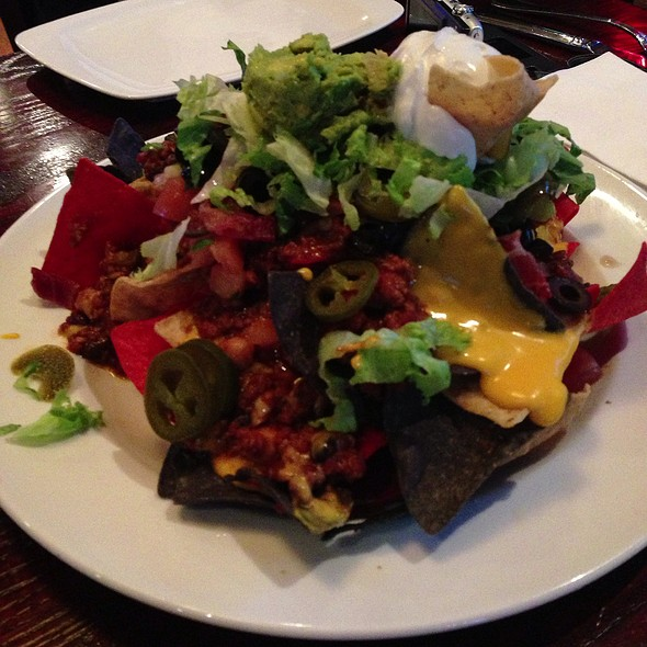 Nachos - Central Park - New Jersey, Roselle, NJ