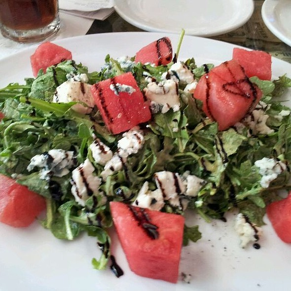 Watermelon Arugula Salad - The News Room, Minneapolis, MN