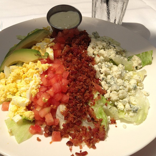 Cobb Salad - River City Brewing Company, Jacksonville, FL