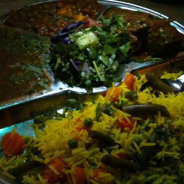 Lamb Curry Combo - India's Tandoori Cuisine of India - Wilshire, Los Angeles, CA