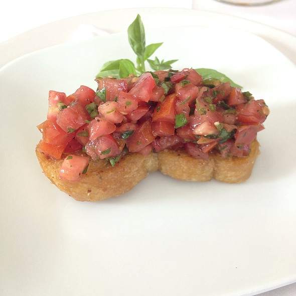 Bruschetta - La Dolce Vita - Downtown, Cancún, ROO