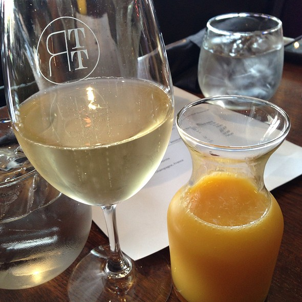 Mimosas - The Tasting Room - CITYCENTRE, Houston, TX