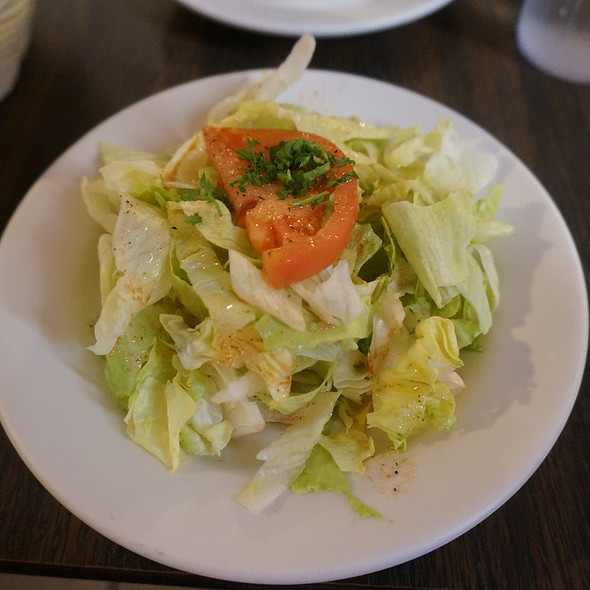 House Salad - Old Jerusalem, Chicago, IL
