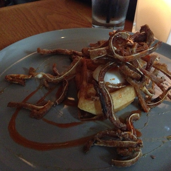 Spicy Pig Ears - FLYTE, Nashville, TN