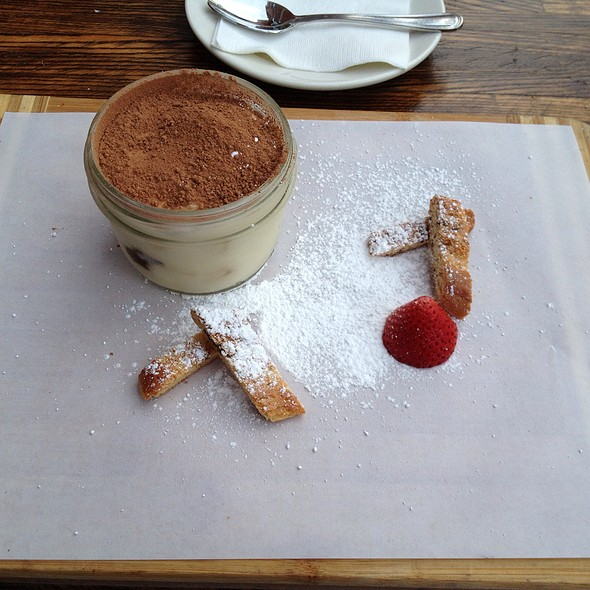 Tiramisu - Acqua at Peck Slip, New York, NY