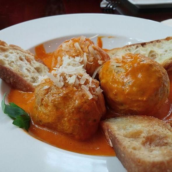 Veal & Ricotta Meatballs - Via Vite, Cincinnati, OH