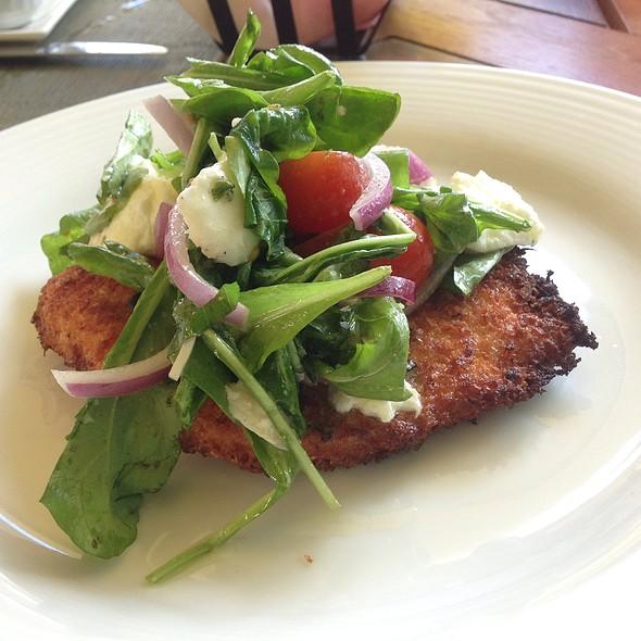 Chicken Melanzane - Ferraro's Bar e Ristorante Maui, Wailea, HI