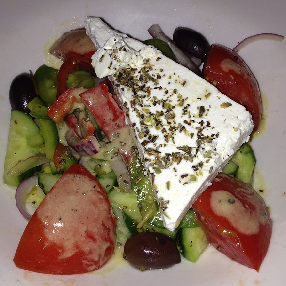 Greek Salad - Taverna Opa - Hollywood, Hollywood, FL