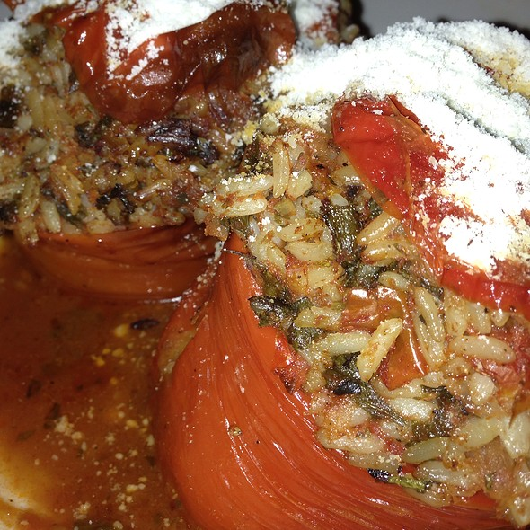Stuffed Peppers - Taverna Opa - Hollywood, Hollywood, FL